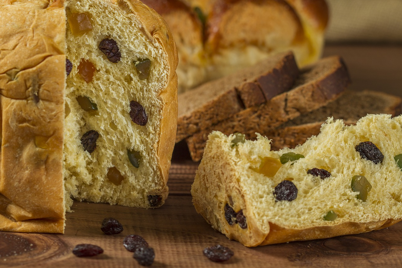 Panettone | La storia del dolce tipico del Natale