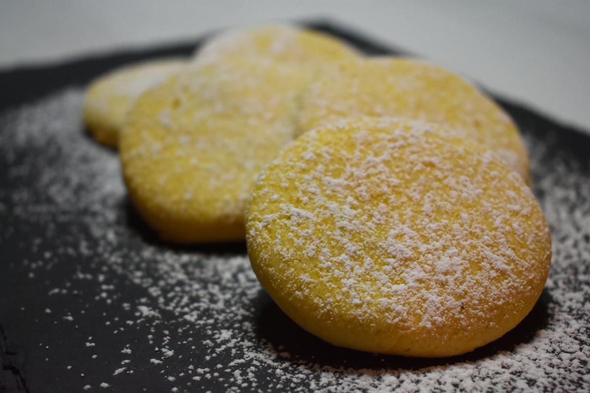 Biscotti senza glutine e lattosio | Ricetta